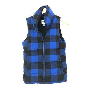 Old Navy Puffer Vest. Small